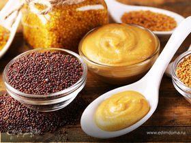 Горчица желтая семена