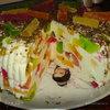 """Желейный тортик """"Мозайка"""""""