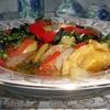 Баранина с овощами (чанахи).