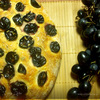 Тосканский хлеб с виноградом