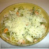 экзотический салатик