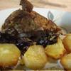 Свинина в горчичном соусе с черносливом