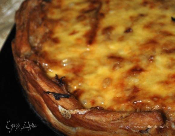 Английский капустный пирог
