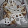 Домашние кексы с орехами