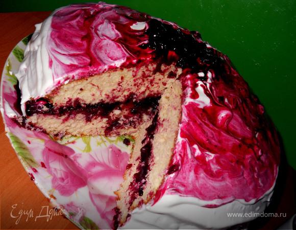 """Торт """"Смородинка"""""""