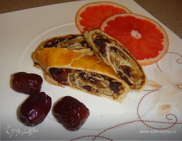 Финикийский пирог