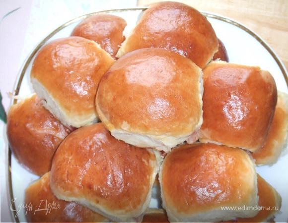 Бабушкины пирожыки
