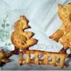 Пасхальная курочка и запеченые яйца