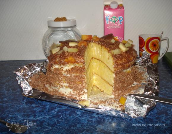 """Тортик """"Волшебный!"""""""