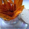 Чипсы из морковки (Carrot Cheaps)