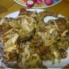 Сазан на щавелевой подушке с луково -медовым вкусом