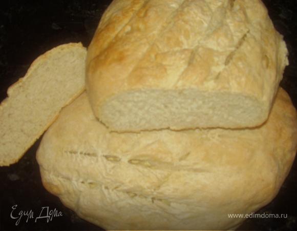 Французский хлеб с ржаной мукой