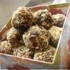 Мягкие шоколадно-черешневые конфеты
