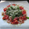 Салат с руколой и креветками (обед в итальянском стиле № 2)