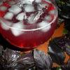 """Напиток """"Красный закат"""""""