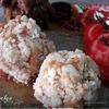 Картофельно-ореховые фрикадельки