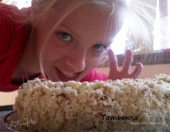 """Торт """"Экспресс"""" (рецепт торта на сковороде)"""