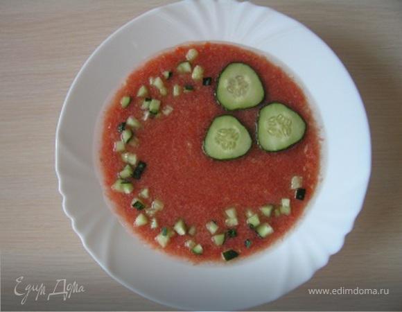 Гаспачо - король холодных летних супов!
