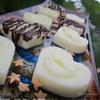 """Конфеты и мороженое """"Молочный поцелуй"""" (один рецепт два применения.))"""