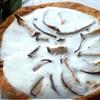 Грушевый пирог с финиками по мотивам Ю.Высоцкой