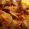 Желудочки по-корейски. Рецепт №6.