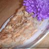 Яблочно-миндальный пирог