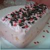 Шифоновый торт с дыней