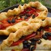 + Хлеб с вялеными перцами