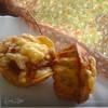 Закусочные картофельно-кабачковые кексики