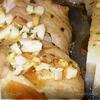 Kabeljau (треска) под яйчным соусом (почти рыба по-польски)