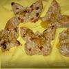 Сконы-бабочки