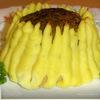 «Подсолнухи» (мясные зразы с хлопьями NordiC)