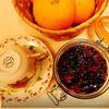 """Тыквенный конфитюр """"Дары осени"""" с ягодами и апельсином"""