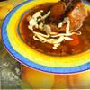 Суп из топора или испанский суп из бычьих хвостов