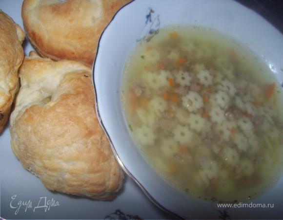 "Суп ""со звездочками"""