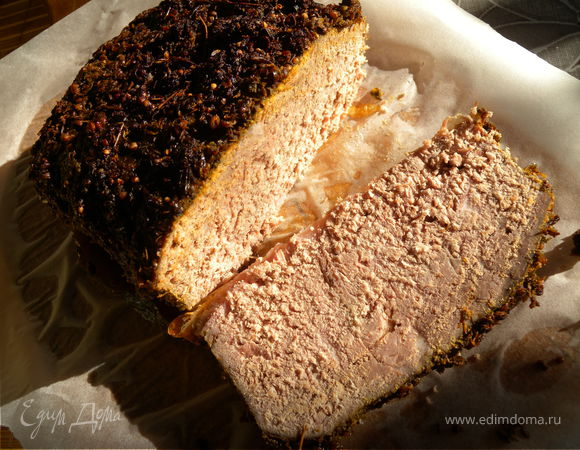 + Ростбиф (вариант). Мясо.