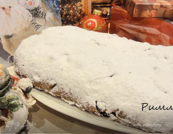 Штоллен — немецкий рождественский кекс (Tescomа)
