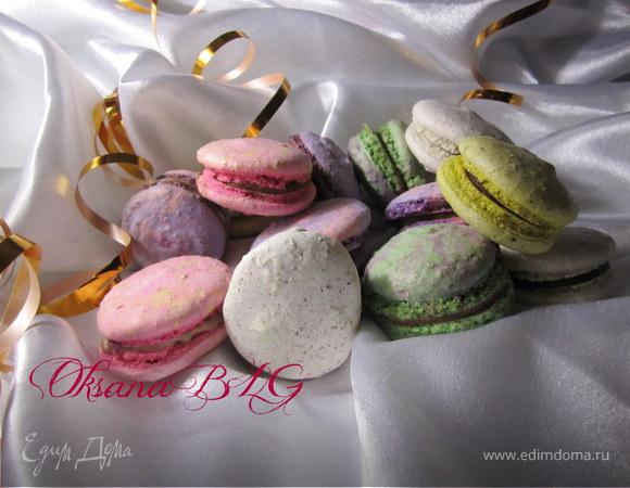 Эльзасские Macarons с фундуком. Tescoma