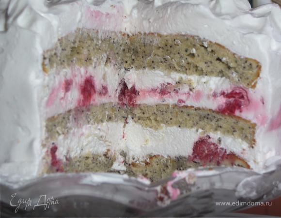 Торт Маковая РосинкаTescoma