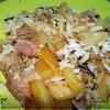 Пелле (свинина с ананасами)