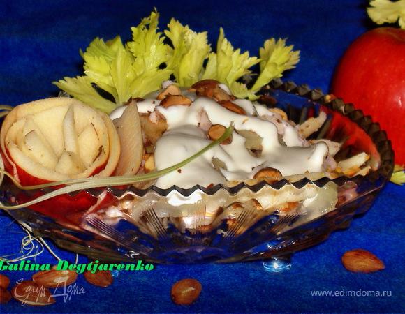 Эстонский праздничный коктейль-салат