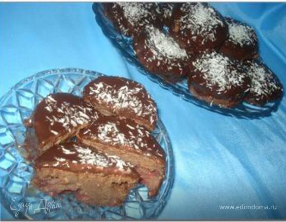 Шоколадно-сырный десерт для всех жителей сайта ЕД