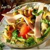 Салат с макаронами и ветчиной для Светочки Горбуненко