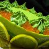 """""""Скромный"""" рыбный торт ;-)"""