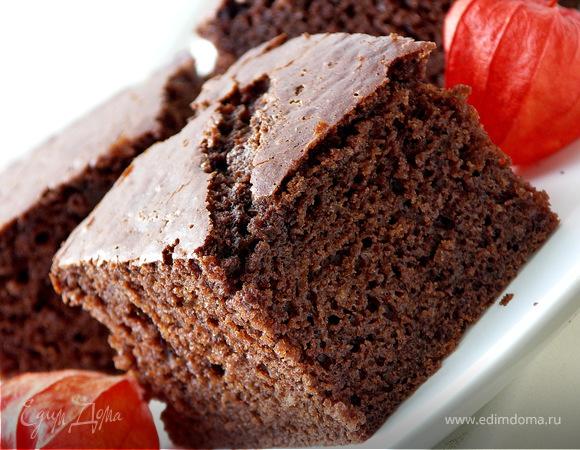 Шоколадно-молочный бисквит