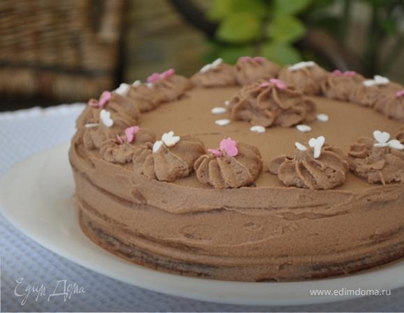 Швейцарский шоколадный торт