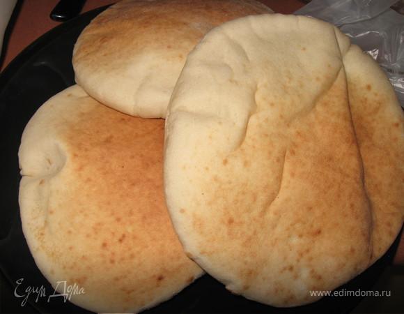 Сабиах- иракский сэндвич
