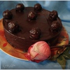 """Торт """"Шоколадно-шоколадный"""" (или еще одна вариация Трюфеля)"""