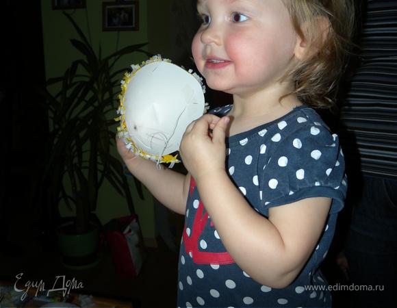 """Детский торт """"Гонки в снегах"""" (7 видов молока)"""