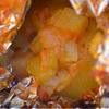 Овощное рагу в луковичках